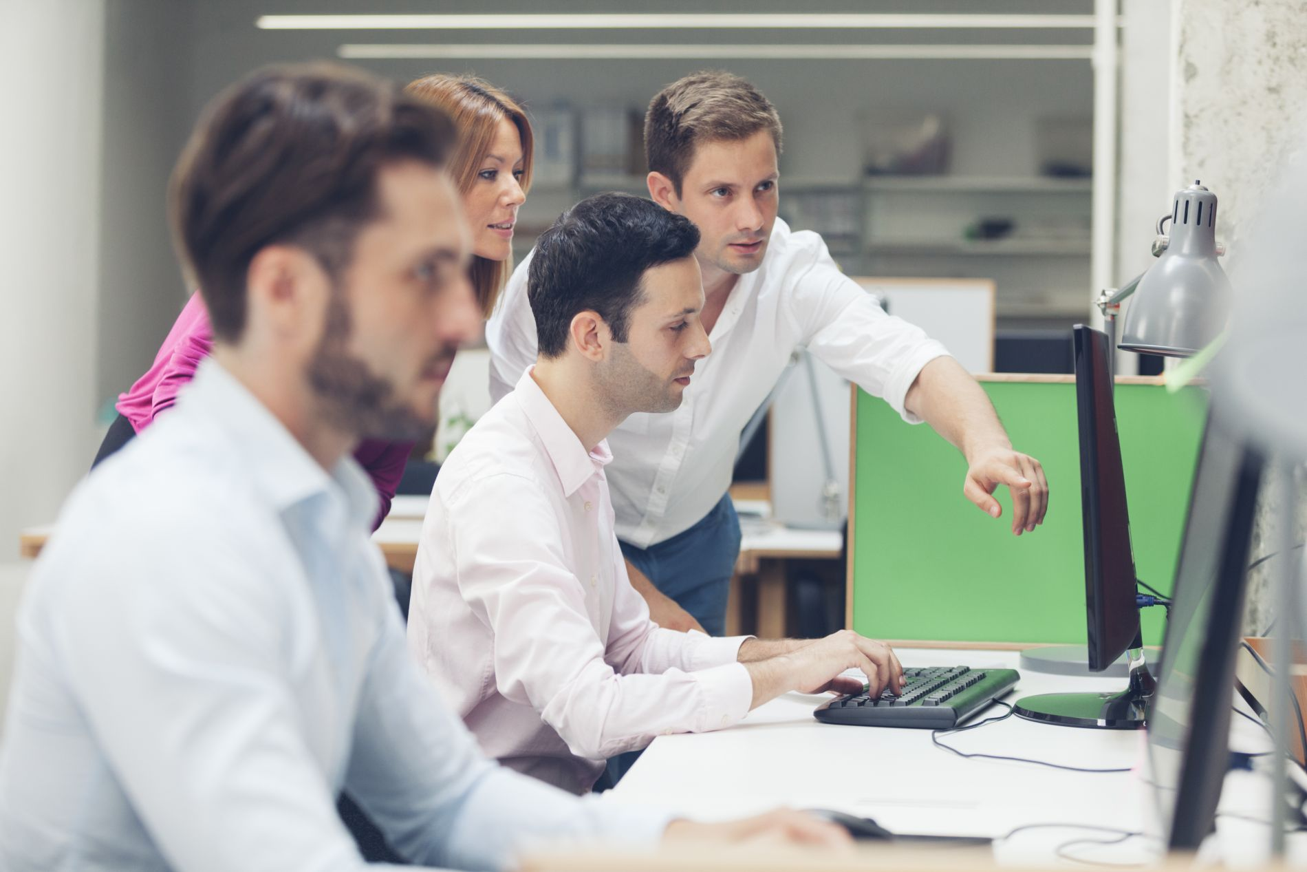 Lean Practitioner dla usług i biura, Lean Enterprise Institute Polska