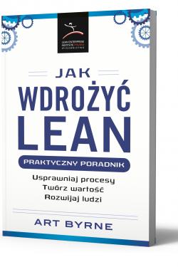 Leanbooks Jak wdrozyc Lean P