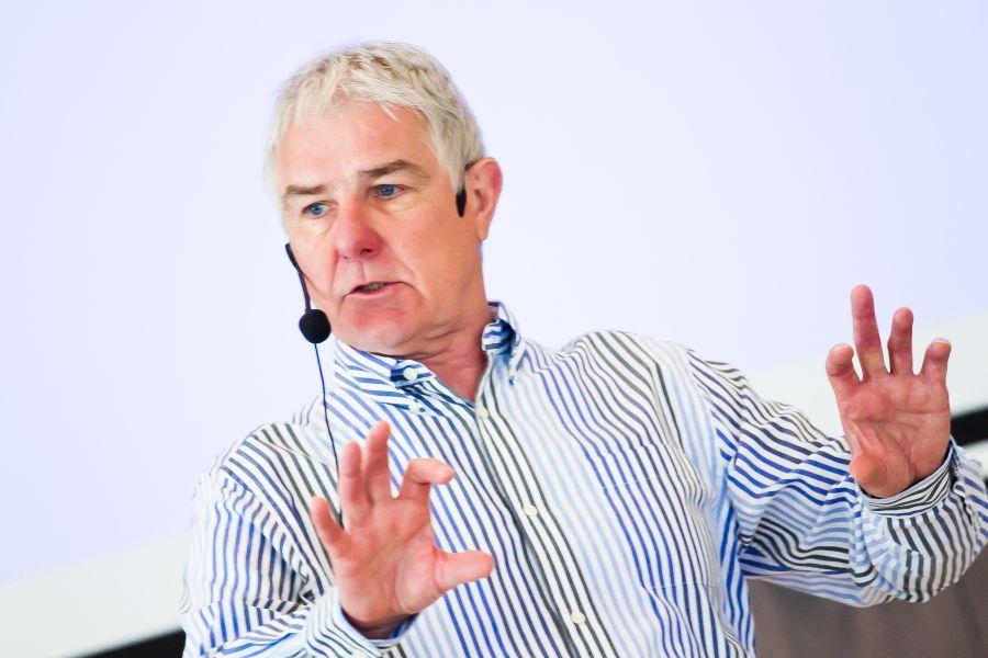 Ian Glenday