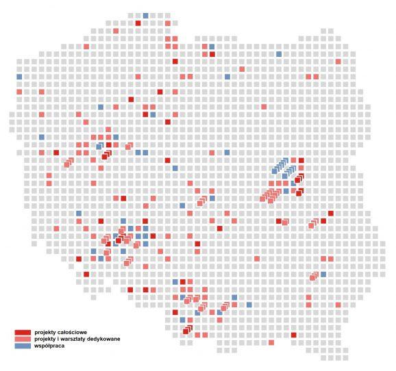 lokalizacje wdrożeń, Lean Enterprise Institute Polska