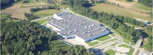 Zakład Eaton Automotive Systems w Bielsku Białej na ul. Rudawka 83 (KSSE)