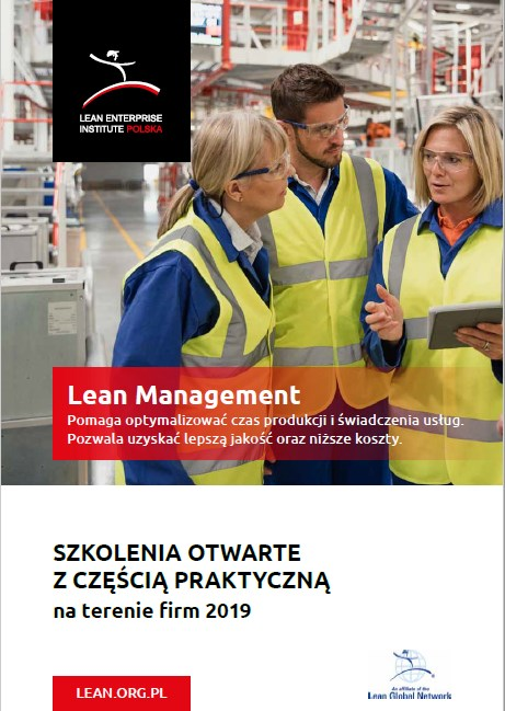 Symulacja Lean Manufacturing