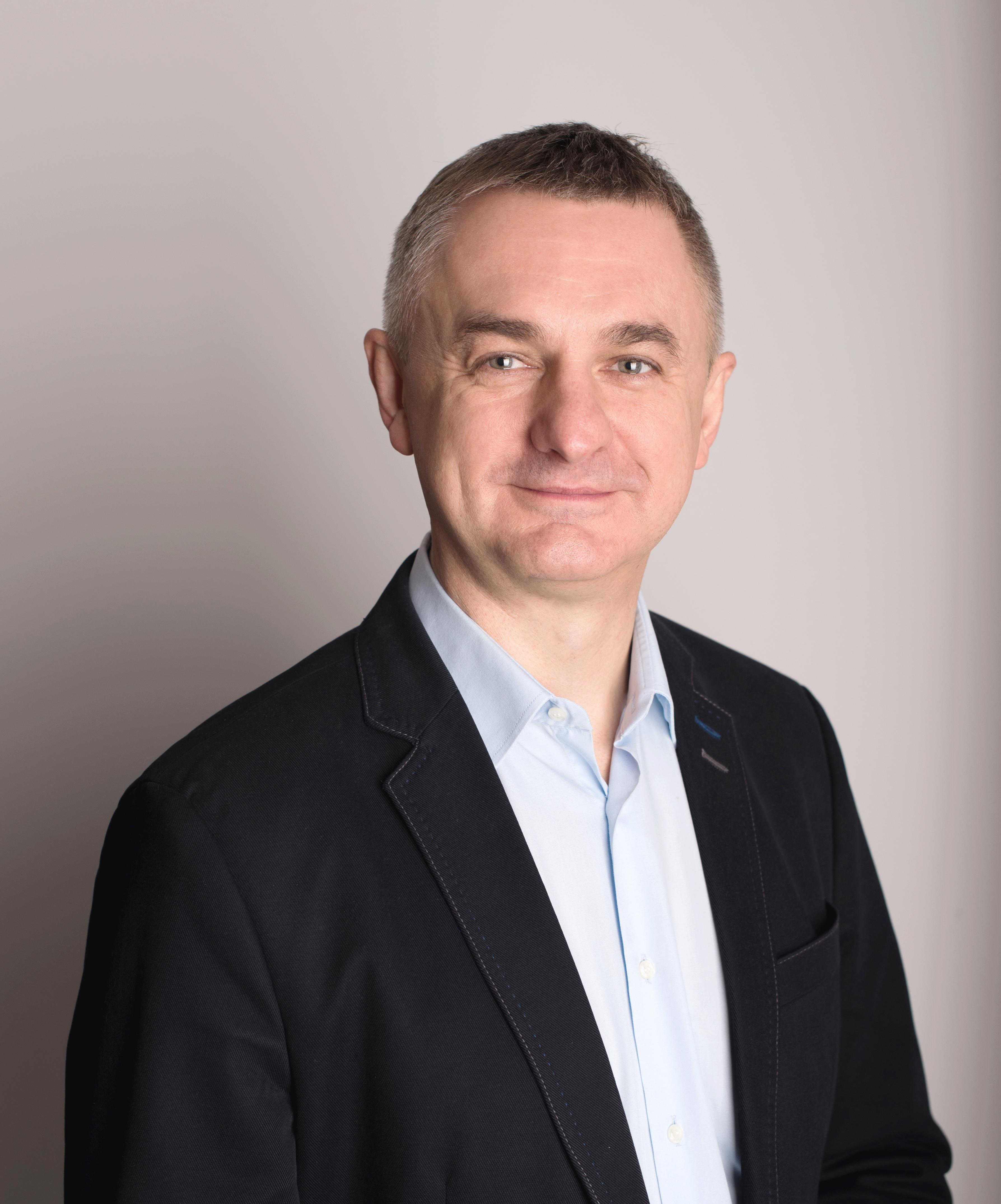 Bogusław Bochenek Wiceprezes Zarządu, lider HK
